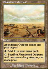 Abandoned Outpost on Channel Fireball