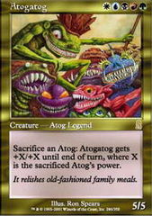 Atogatog on Channel Fireball