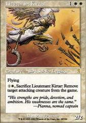 Lieutenant Kirtar