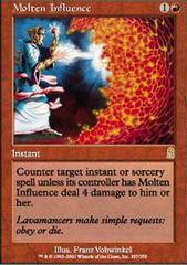 Molten Influence