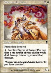 Pilgrim of Justice