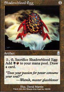 Shadowblood Egg