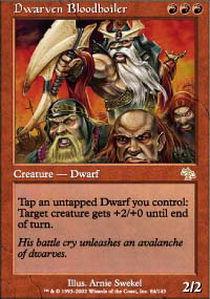 Dwarven Bloodboiler