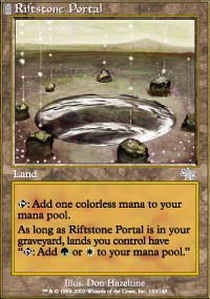 Riftstone Portal