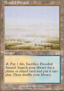 Flooded Strand