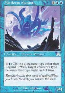 Mistform Mutant