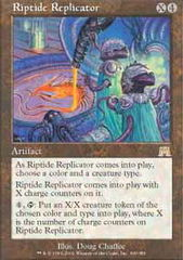 Riptide Replicator