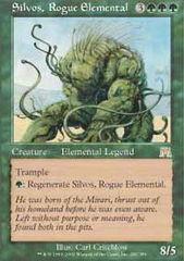 Silvos, Rogue Elemental