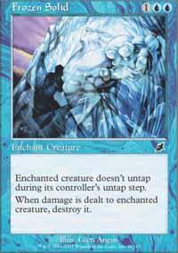 Frozen Solid