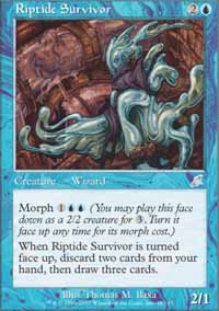 Riptide Survivor