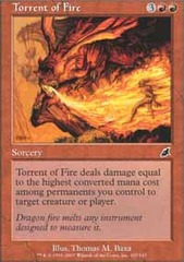 Torrent of Fire