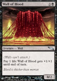 Wall of Blood