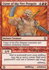 Curse of the Fire Penguin