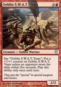 Goblin S.W.A.T. Team