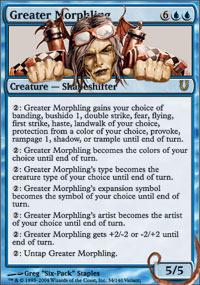 Greater Morphling