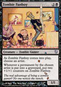 Zombie Fanboy