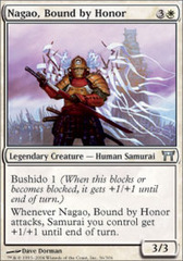 Nagao, Bound by Honor