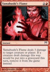 Yamabushis Flame