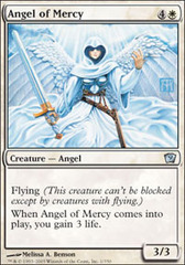 Angel of Mercy on Channel Fireball