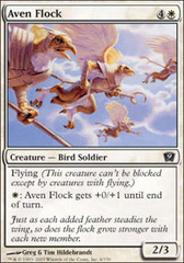 Aven Flock on Channel Fireball