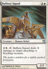Ballista Squad on Channel Fireball
