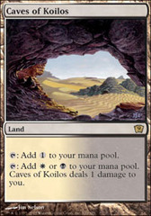 Caves of Koilos on Channel Fireball