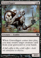 Gravedigger on Channel Fireball