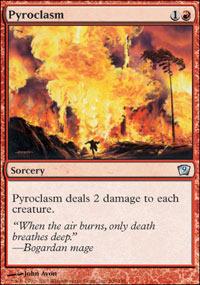 Pyroclasm