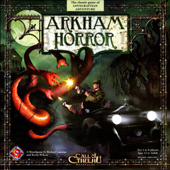 Halloween Special: Arkham Horror 2nd Ed