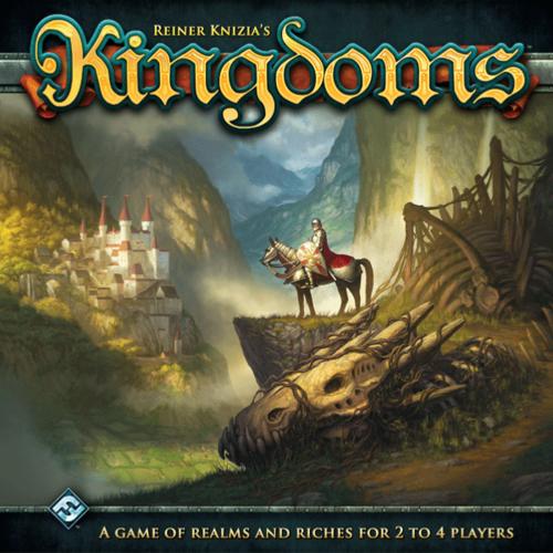 Reiner Knizias Kingdoms