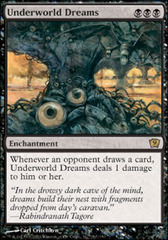 Underworld Dreams - 9th Edition
