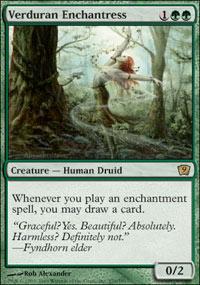 Verduran Enchantress