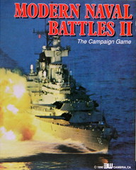 Modern Naval Battles II - The Campaign Game 3W