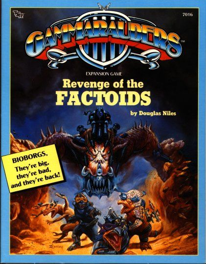 Gammarauders - Revenge of the Factoids 7016