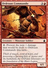 Ordruun Commando