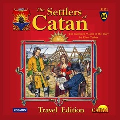 The Settlers of Catan - Travel Edition