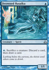 Drowned Rusalka on Channel Fireball