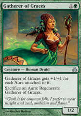 Gatherer of Graces on Channel Fireball