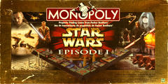 Monopoly - Star Wars Episode 1