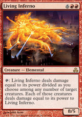 Living Inferno on Channel Fireball