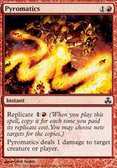 Pyromatics on Channel Fireball