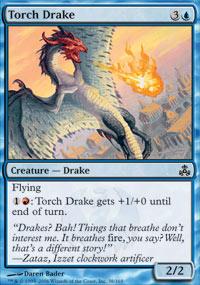 Torch Drake