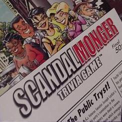 ScandalMonger Trivia Game