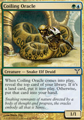 Coiling Oracle on Channel Fireball