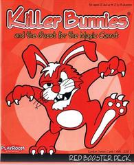 Killer Bunnies and the Quest for the Magic Carrot RED Booster