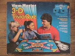 3-D Viewmaster Trivia Quiz
