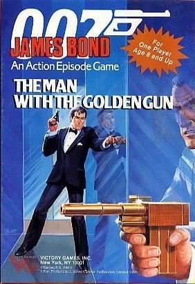 007 James Bond - The Man With the Golden Gun