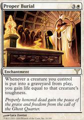 Proper Burial