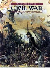Campaigns of the Civil War: Vicksburg and Chancellorsville 3W