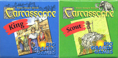 Carcassonne - King & Scout